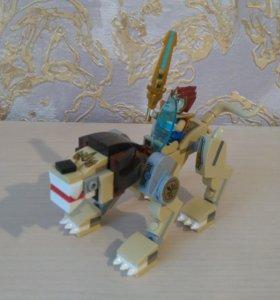 Лего Lego 70123 Легендарные Звери: Лев