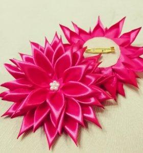 Цветы на украшения