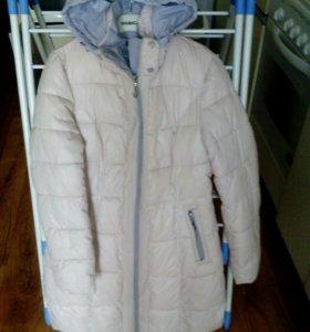 Куртка (пуховик) 46-48