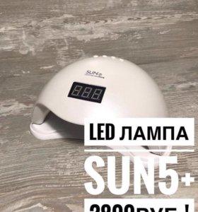 Новая LED лампа