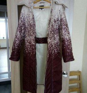 Зимняя куртка 44 размер