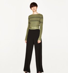 Новый свитер фирмы Zara