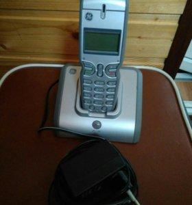 Радиотелефон/беспроводной General Electric с базой