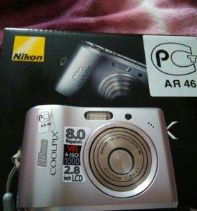 Новый фотоаппарат Nikon