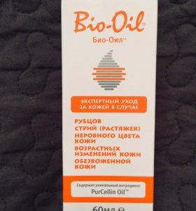 Новое Косметическое масло Bio-Oil 60мл