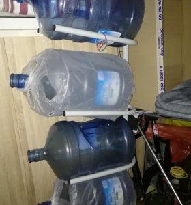 Стеллаж для бутылок