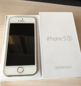 iPhone 5 s, gold, 64 гб