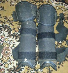 Штурмовая защита для ног