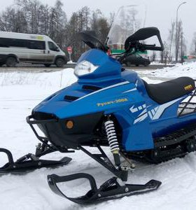 Снегоход Русич-200А
