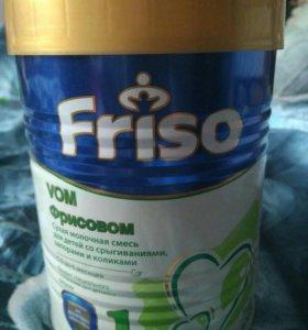 Сухая молочная смесь Фрисовом 1 400гр