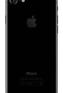 iPhone 7 jet black 32