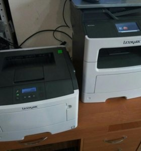 Заправка принтеров Lexmark MS410 / MX410 и д.р