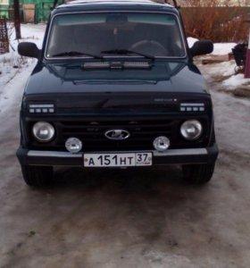 ВАЗ (Lada) 4x4, 2010