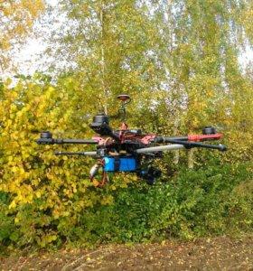 квадрокоптер FPV HMF U580pro с монитором