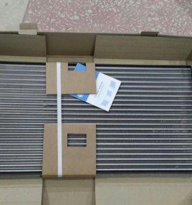 Радиатор на POLO
