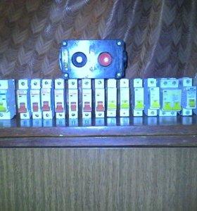 автоматы разного номинала