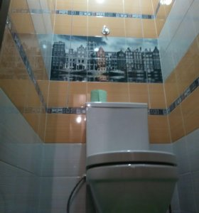 Ремонт ванной комнаты и санузел под ключ