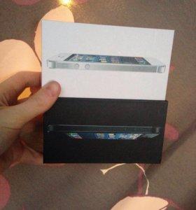 iPhone 5 айфон 5 16гб новый
