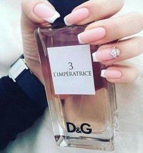 Парфюм 3 L`Imperatrice от Dolce And Gabbana