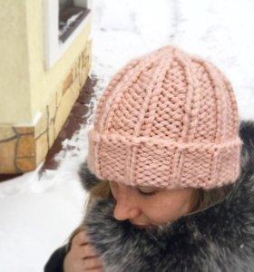 Вязанная шапочка/шапка