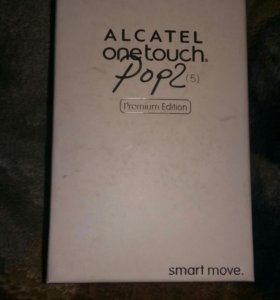 Alcatel one touch pop 2 premium edithion