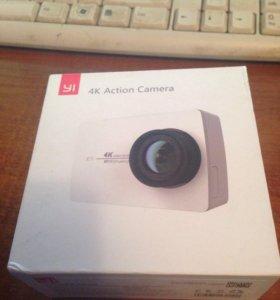 Экшн Камера (action camera Yi 4K)