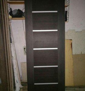 Новые двери+коробка