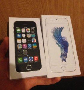 iPhone 5s айфон 5s 16Гб iPhone новый