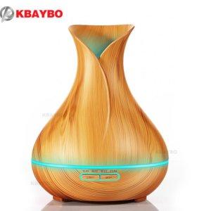 Увлажнитель воздуха ультразвуковой с подсветкой