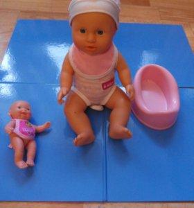 Кукла New born BABY