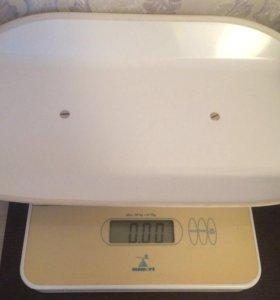 Весы для детей до 20 кг.