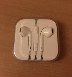 EarPods наушники от айфона