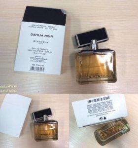 Оригинал Givenchy Dahlia Noir EDP 75 ml из Европы