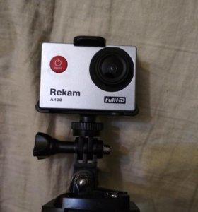 экшн камера Rekam Full HD