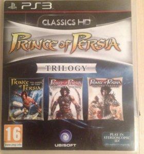 Prince of Persia Трилогия (1,2,3 части)