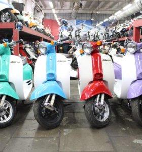 Скутеры Honda Giorno AF24