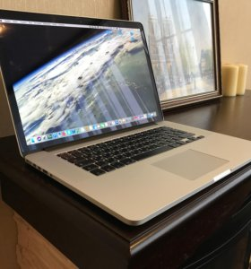 "Ноутбук Apple MacBook Pro 15"" Retina (MC975RS/A)"