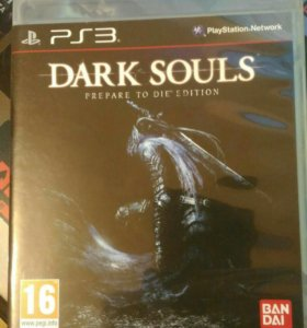Dark Souls Prepare to Die Edition для ps3
