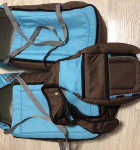 Переноски для детей и рюкзачок