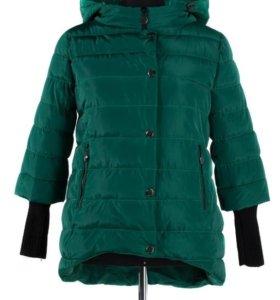 Куртки демисезонные (Синтепух 150) Малахит