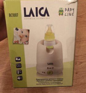 Подогреватель детского питания Laica