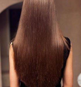 """Курсы """"Кератиновое выпрямление волос + Ботокс"""""""