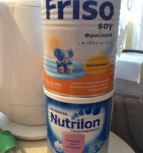 Молочная смесь Frisosoy