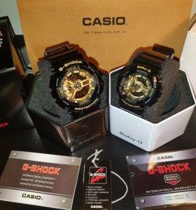 Casio G-Shock GA110GB-1A Оригинальные Новы