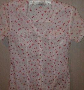 Рубашка женская terranova