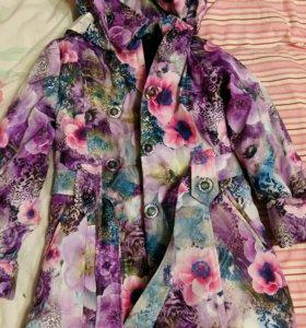 Новая Куртка весна-осень.