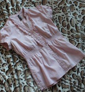 Кофта, футболки и рубашка L (46-48)