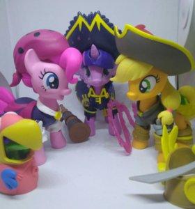 Mlp My little pony фигурки/игрушки GoH