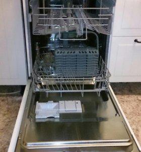 Посудомоечная машинка.