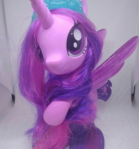 My little pony Glitter and Style Seapony Twilight